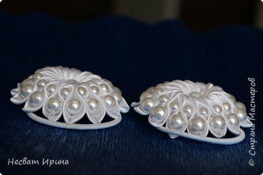Мои первые резиночки для дочки. фото 4