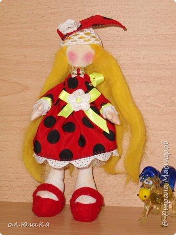 кукла большеножка фото 1