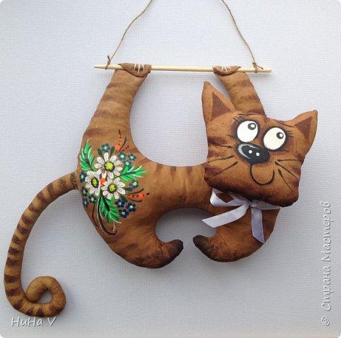 Подвесной котик фото 1