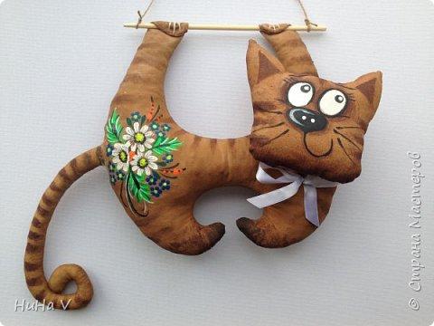Подвесной котик фото 2