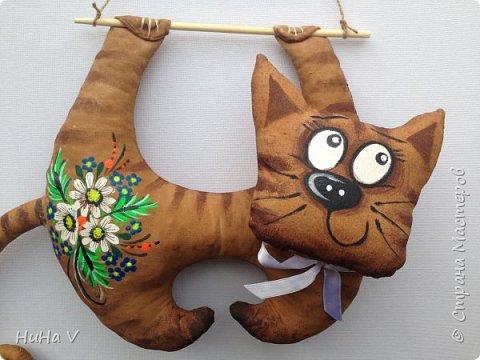 Подвесной котик фото 3