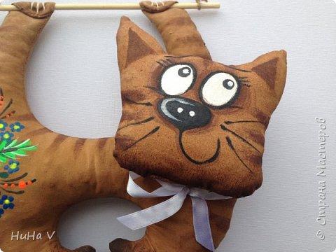 Подвесной котик фото 6