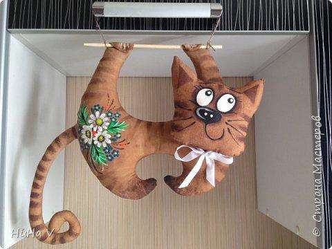 Подвесной котик фото 7