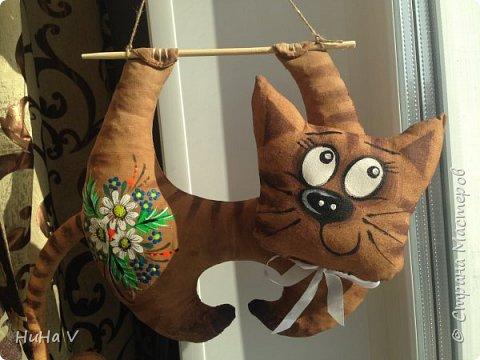 Подвесной котик фото 8
