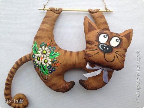 Подвесной котик фото 9