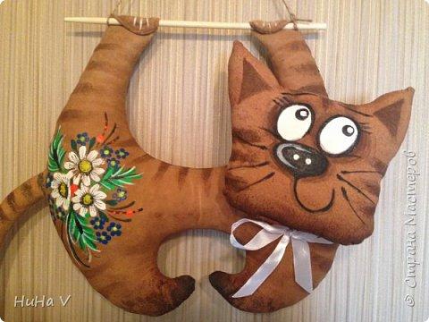 Подвесной котик фото 11