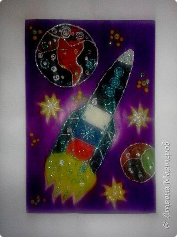 Рисунки детей 4 класса. Работа Боровиковой Анастасии. фото 15