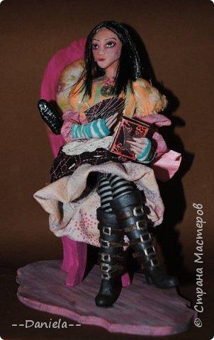 """Продолжается, так сказать, серия работ Alice: MAdness returns, поползла вот до костюма """"Герцогиня""""  фото 2"""