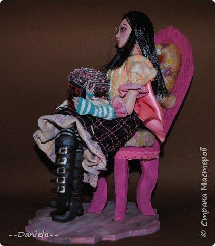 """Продолжается, так сказать, серия работ Alice: MAdness returns, поползла вот до костюма """"Герцогиня""""  фото 3"""