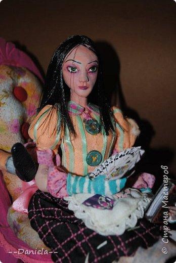 """Продолжается, так сказать, серия работ Alice: MAdness returns, поползла вот до костюма """"Герцогиня""""  фото 8"""