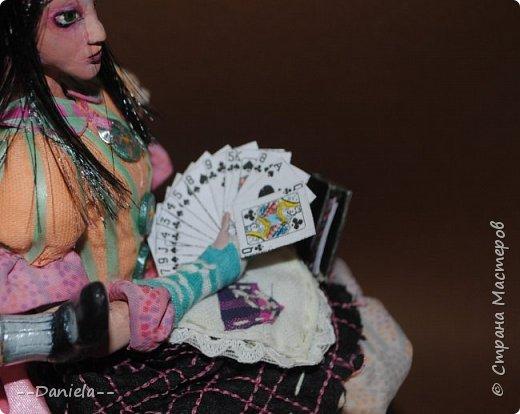 """Продолжается, так сказать, серия работ Alice: MAdness returns, поползла вот до костюма """"Герцогиня""""  фото 9"""