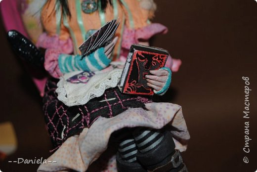 """Продолжается, так сказать, серия работ Alice: MAdness returns, поползла вот до костюма """"Герцогиня""""  фото 10"""