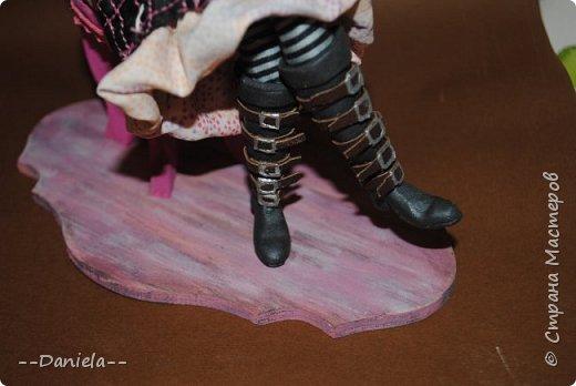 """Продолжается, так сказать, серия работ Alice: MAdness returns, поползла вот до костюма """"Герцогиня""""  фото 11"""