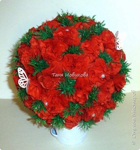 Благодаря замечательному МК Марии Кац http://stranamasterov.ru/node/275438?c=favorite у меня появилась вот такая красота!  фото 3