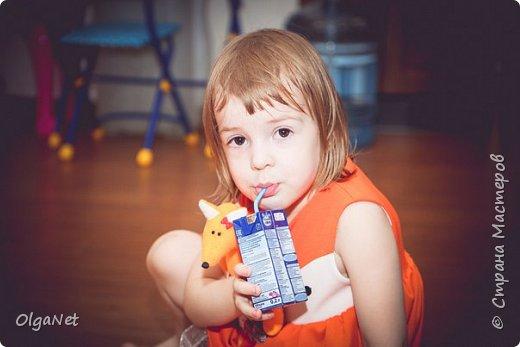 Вначале поста покажу сюрпризики для гостей. А потом уже немного фото с Дня рождения Лисички (3 годика). Наше годовасие здесь http://stranamasterov.ru/node/754951 фото 27