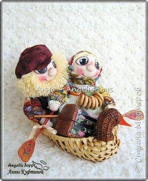 Семейная пара хранителей домашнего очага и благополучия: дедушка Федор и бабушка Серафима.  фото 3