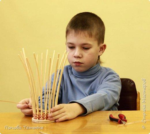Сегодня мастер-класс будет проводить Роман Куликов.  Фотографии били сняты 2010 году (Роман учился во втором классе) фото 7