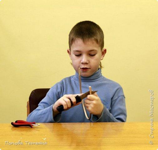 Сегодня мастер-класс будет проводить Роман Куликов.  Фотографии били сняты 2010 году (Роман учился во втором классе) фото 12
