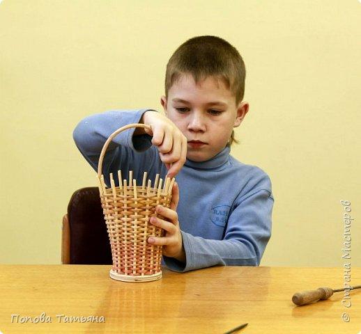 Сегодня мастер-класс будет проводить Роман Куликов.  Фотографии били сняты 2010 году (Роман учился во втором классе) фото 13