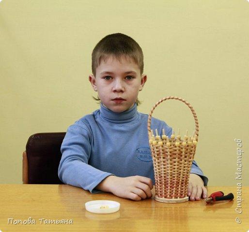 Сегодня мастер-класс будет проводить Роман Куликов.  Фотографии били сняты 2010 году (Роман учился во втором классе) фото 16
