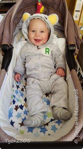 Это мой племянник Макар которого нашли в капусте 5 месяцев назад :) фото 2