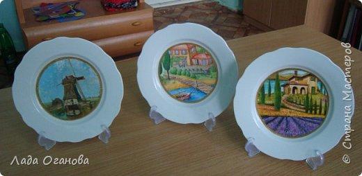 Подарочные тарелочки фото 1