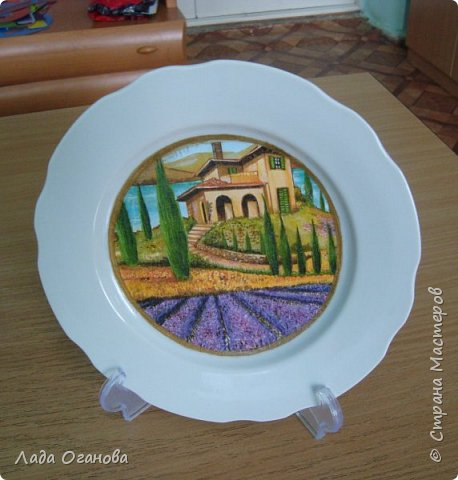 Подарочные тарелочки фото 2