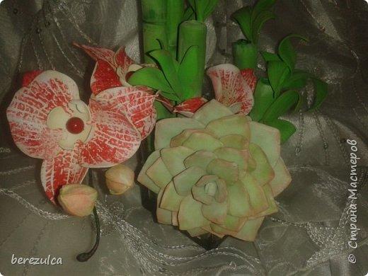 Собрала пробник (фом на бамбук безумного цвета весенней зелени, приглушить так и не смогла)) фото 2