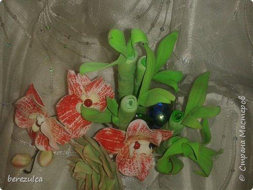 Собрала пробник (фом на бамбук безумного цвета весенней зелени, приглушить так и не смогла)) фото 4
