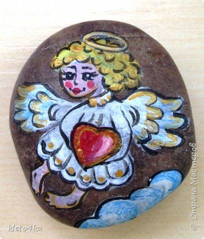 Ангелочки с пожеланиями фото 3