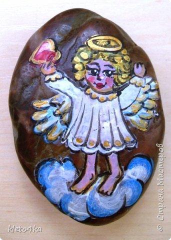 Ангелочки с пожеланиями фото 6