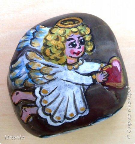 Ангелочки с пожеланиями фото 7