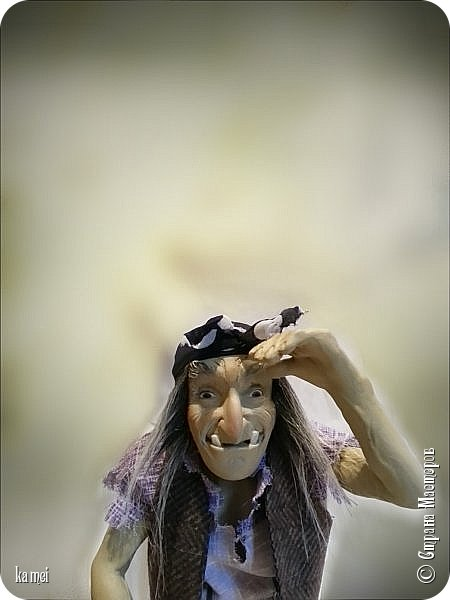 Обещанная Баба Яга номер 2, готово....  фото 1