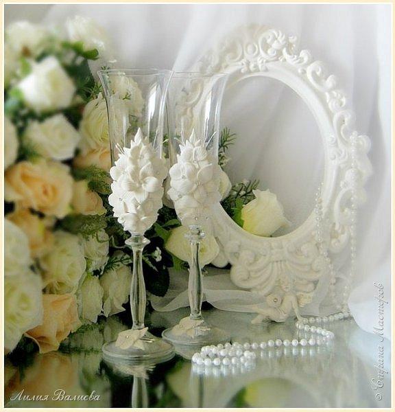 """Здравствуйте !Продолжаю загружать очередную """"порцию"""" свадебных работ...)) фото 7"""