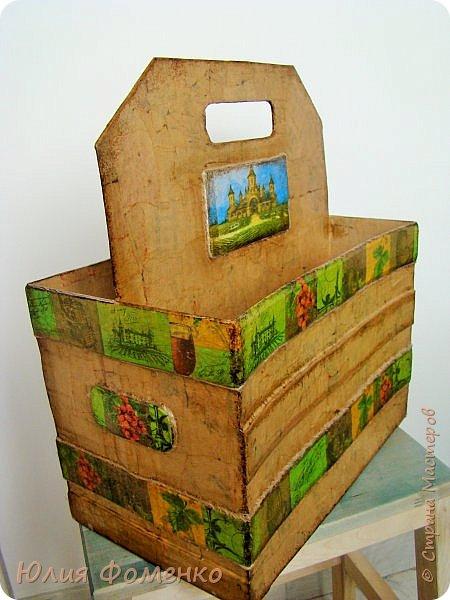 Добрый день, дорогие Мастера! Хочу поделиться опытом создания коробки-переноски, может кому-нибудь это и пригодится. фото 20