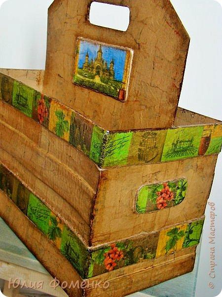 Добрый день, дорогие Мастера! Хочу поделиться опытом создания коробки-переноски, может кому-нибудь это и пригодится. фото 26