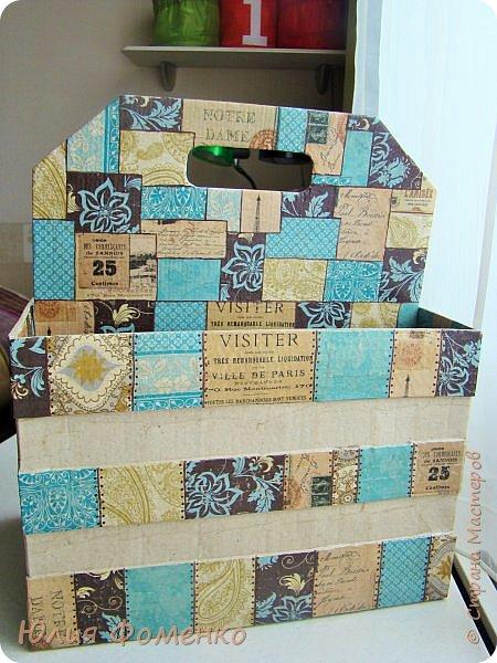 Добрый день, дорогие Мастера! Хочу поделиться опытом создания коробки-переноски, может кому-нибудь это и пригодится. фото 10
