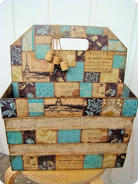 Добрый день, дорогие Мастера! Хочу поделиться опытом создания коробки-переноски, может кому-нибудь это и пригодится. фото 2