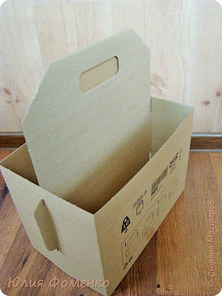 Добрый день, дорогие Мастера! Хочу поделиться опытом создания коробки-переноски, может кому-нибудь это и пригодится. фото 3