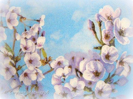 Предыдущие баночки  http://stranamasterov.ru/node/221855 *************************************************************** Весна!!! Но в Питере природа оживает очень медленно. Даже не верится, что где-то уже вовсю цветут сады . Хочется приблизить это чудесное время. фото 2
