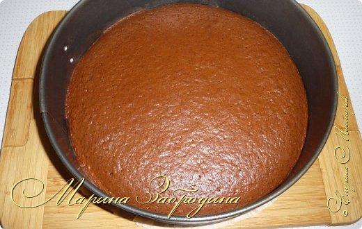 Привет ВСЕМ! Сегодня поделюсь рецептом еще одного тортика. Вкусный шоколадный бисквитный корж и сливочный мусс с черносливом. фото 8