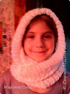 Вязаные обновки для доченьки фото 8