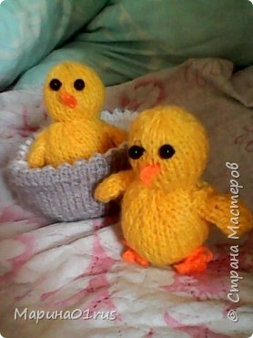 Вязаные игрушки для дочки фото 11