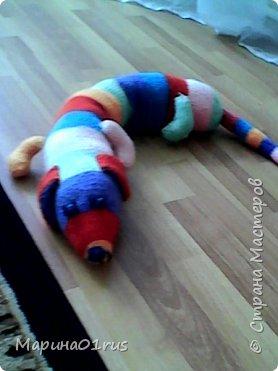 Вязаные игрушки для дочки фото 1