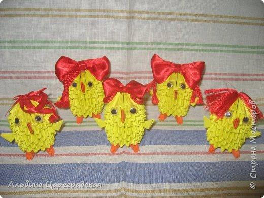 Пасхальные цыплята (продолжение) фото 1