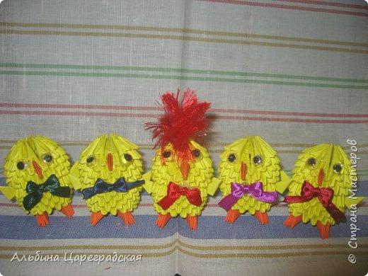 Пасхальные цыплята (продолжение) фото 2