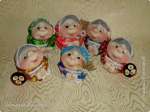 """Маленькие текстильные куклы """"Хозяюшки - благополучницы"""" фото 4"""