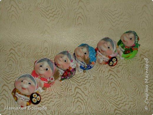 """Маленькие текстильные куклы """"Хозяюшки - благополучницы"""" фото 1"""