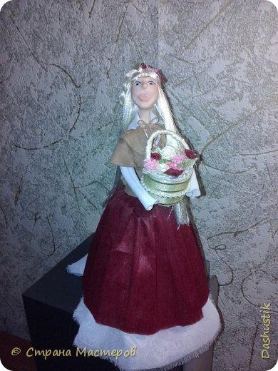 Девушка-крестьянка фото 2