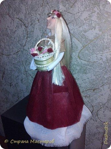 Девушка-крестьянка фото 5